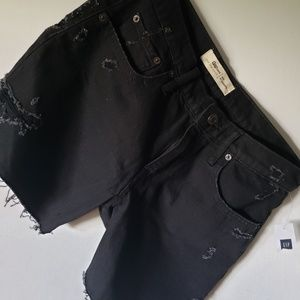💥MARKED DOWN-Womens Distressed Shorts